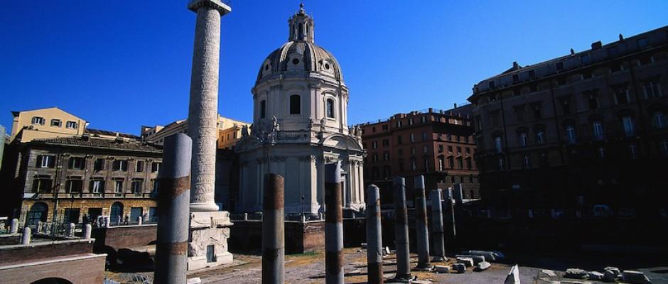 La colonna di Traiano