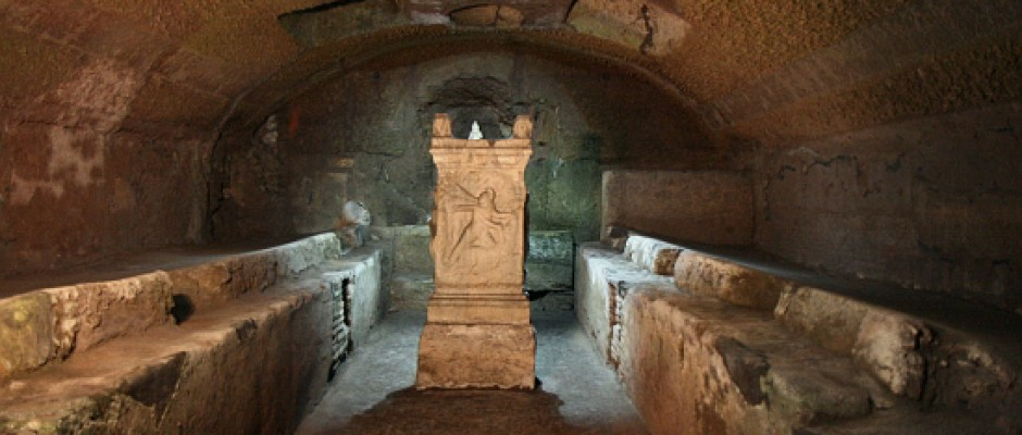 Il santuario di Mitra