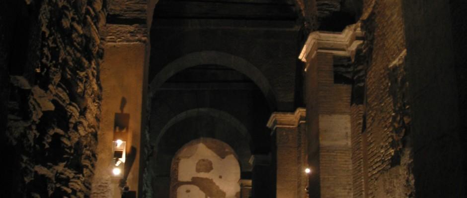 Galleria del tabularium