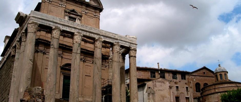Tempio di Antonio e Faustina